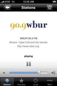 Public Radio Tuner