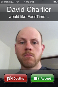 Facing off with FaceTime Macworld
