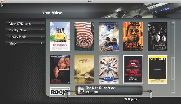 Plex download DVD covers