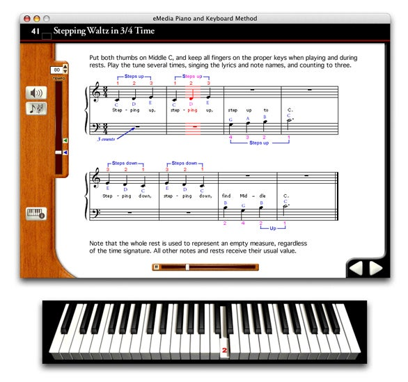Printable Piano Chords Chart