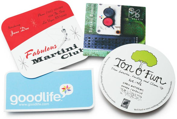 Get noticed with custom business cards macworld create a card that reflects your personality with these unusually shaped options from premiumcards and greenerprinters colourmoves
