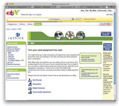 Ebay electronics guide