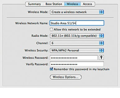 WPA Personal passwords