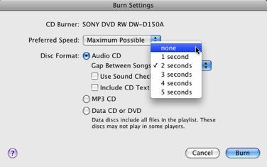 Ripping and burning CDs with iTunes | Macworld