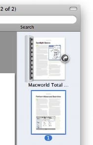 Merge PDFs in Snow Leopard