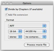 Rip audio tracks from your DVDs | Macworld