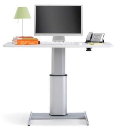 All That Shifting Around Is A Good Thing Perhaps The Greatest Benefit Of Standing Workstation For Computer Work Ability To Change Posture
