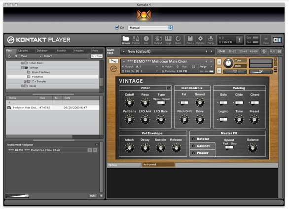 Expand your palette of GarageBand instruments | Macworld
