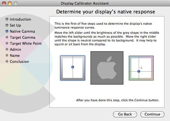 Image result for calibrate display mac