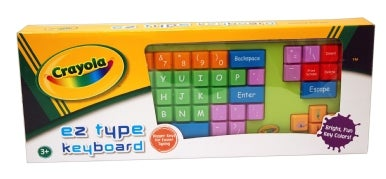 Crayola kids' keyboard