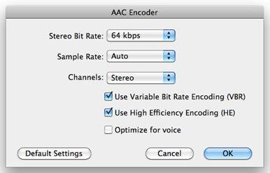 Ripping and playing audiobooks   Macworld