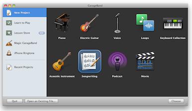 Create a custom template in GarageBand | Macworld