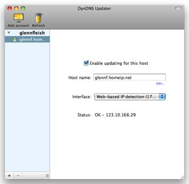 Setting up dynamic DNS | Macworld