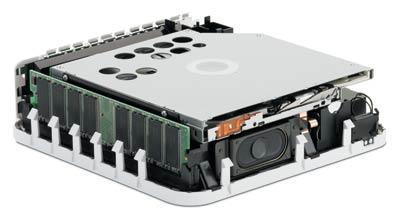 Mac Mini Insides