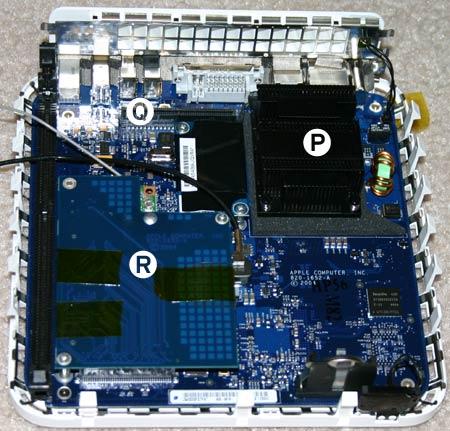 Mini motherboard