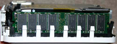 Mac mini RAM slot