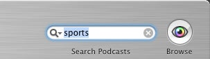 Podcast searches