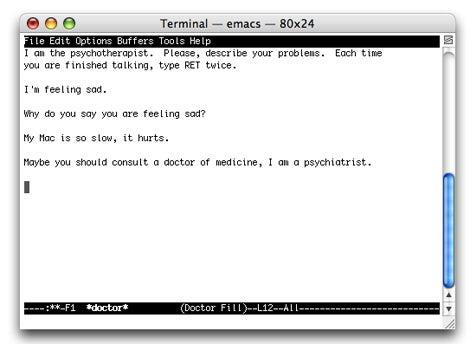 Terminal Doctor
