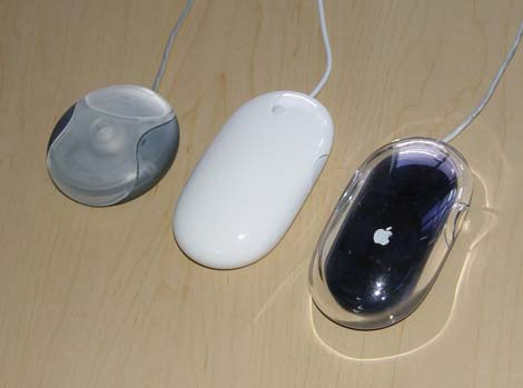The Ascent of Mac Mice