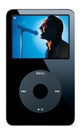 black video iPod