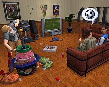 Sims 2 university~meter!!! What do i do???