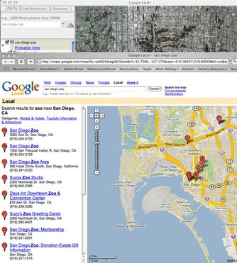 Taking Google Earth for another spin | Macworld
