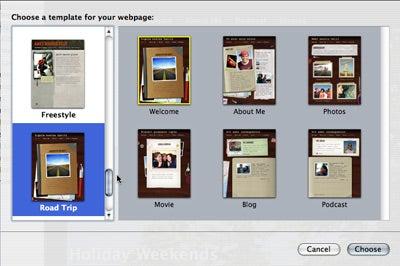 iweb 1 0 macworld