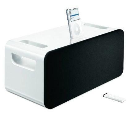 iPod Hi-Fi side view