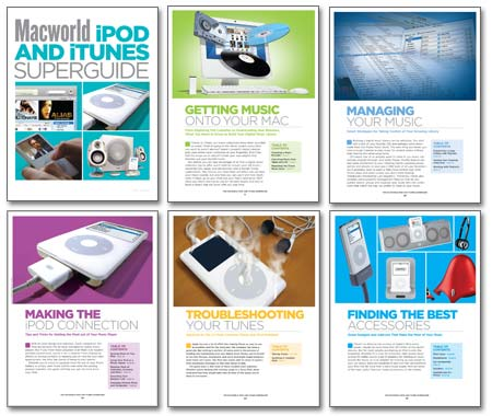 Pages of e-Book