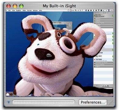 chatfx's Bluescreen Desktop mode