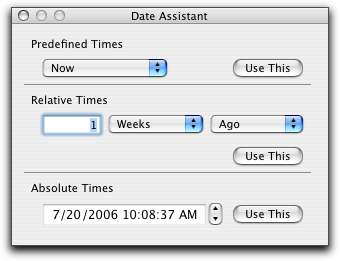 NotLight Date Assistant