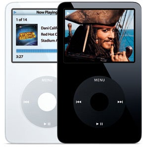 full-size iPod