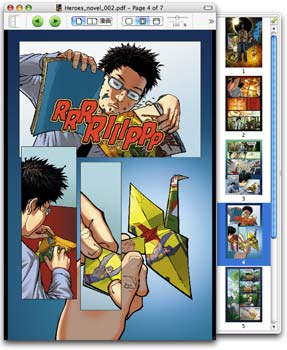 ComicBookLover Browsing