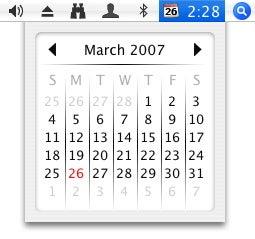 MagiCal calendar