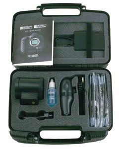 sensorscope kit