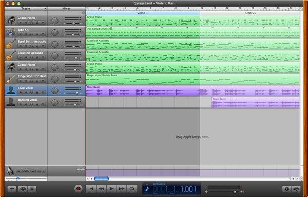 First Look: First Look: GarageBand 4 | Macworld