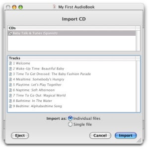 Audiobook Builder 2