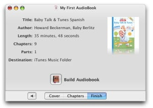 Audiobook Builder 3