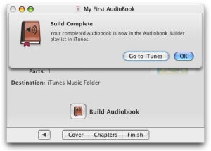 Audiobook Builder 4