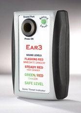 Ear3 Sonic Threat Indicator