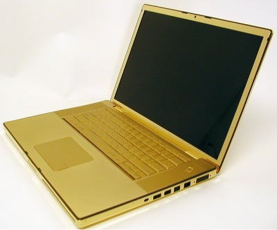 MacBook Pro gold