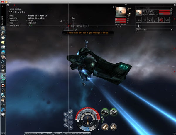 Eve Online Combat The Eve Online Experience