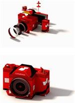 Downloadable camera