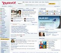 Yahoo!'s new look