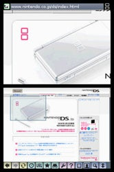 Opera on the Nintendo DS