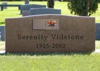 Serenity Vidstone