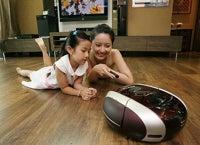 Samsung robot vacuums