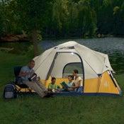 Solar Powered EZ-Tent