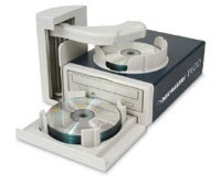 Pico Automatic CD/DVD duplicator