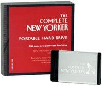 New Yorker Hard Drive